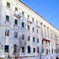 Гостиница, Северск