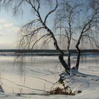 Ранняя весна, Северск