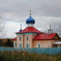 Церковь в Малиновке, Александровское
