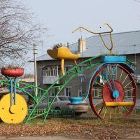 Велосипед, Александровское