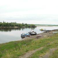 Река Кеть, Белый Яр
