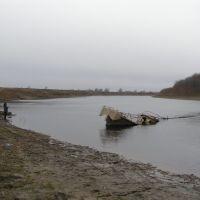 Kargasok river, Белый Яр
