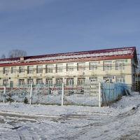 п.Томский. Бывшая 10-я площадка военной базы (ноябрь 2013г.), Итатка