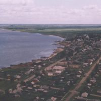 Каргасок, берег Оби-реки, Каргасок