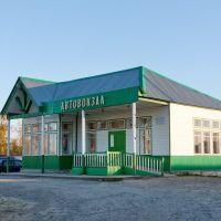 Автовокзал, Каргасок
