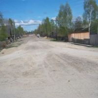 улица Сплавная, Катайга