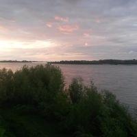 Закат, Кожевниково