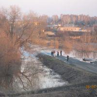 Ледоход 2010, Кожевниково