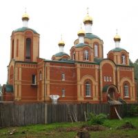 Строительство Храма, Колпашево