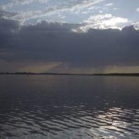 Река Обь, Колпашево
