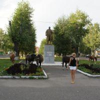 пл.Ленина, Колпашево