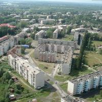 Геолог, Колпашево