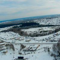 В сторону центра, Мельниково