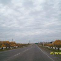 на подъезде к Мельниково, Мельниково