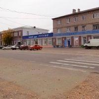 Мельниково, центр, 09.2011.