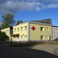 Больница, Молчаново