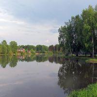 Озеро Токовушка., Молчаново