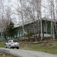 Терапевтический корпус., Молчаново