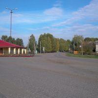 Привокзальная площадь, Молчаново