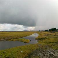 Местами дождь..., Парабель