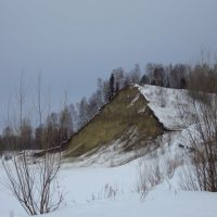Гора Кулайка, Подгорное