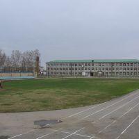 Стадион, школа, Подгорное