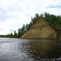 Большая вода, Подгорное