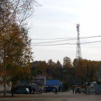 Островского, Подгорное