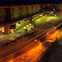 Центр города, Стрежевой