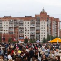 День города 2007г., Стрежевой