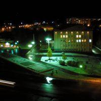 Мой город ночью, Стрежевой