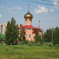 church, Стрежевой