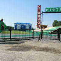 Стадион, Стрежевой