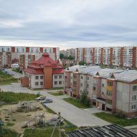 Strezhevoy, Tomsk region, West Siberia, Стрежевой