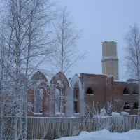 Строительство мечети, Стрежевой