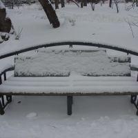 Mucha nieve, Томск