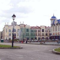 Lenin square (Площадь Ленина), Томск