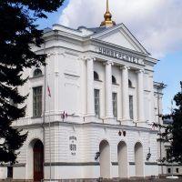 Tomsk University (1878-1888), Томск