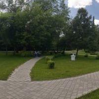 Томский Государственный университет, панорама на 360°, июль 2009, Томск