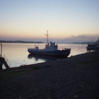 река Томь, Томск