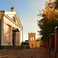 Костёл, Томск