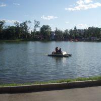 Белое озеро, Томск