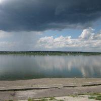 Река Томь. River Tom., Томск