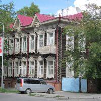 Томск деревянный, Томск