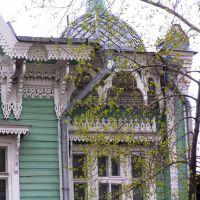 архитектура, Томск