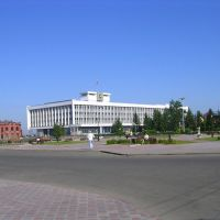 Russia, Tomsk, Municipal Duma, Томск