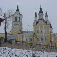 Tomsk, Iglesia ortodoxa, Томск