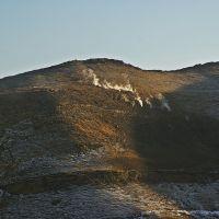 Республика Тыва, Ээрбекское угольное месторождение. Пожар длиною в 61 год..., Бай Хаак
