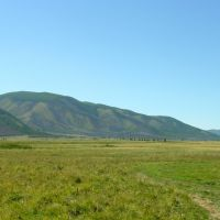 Mountains near Chagutay lake, Бай Хаак