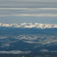 Горы Сербик и Одыр-Оек-Тайга, Самагалтай